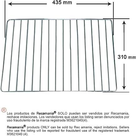 Amazon.es: Hornos Teka - Accesorios y repuestos de pequeño ...