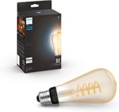 Philips Hue White Ambiance E27 Giant Edison ST72 Filament 300 lm Single Pack