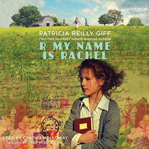R My Name Is Rachel audiobook cover art