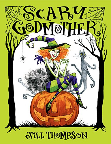 Scary Godmother (English Edition)