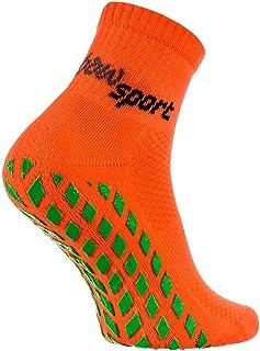 Amazon.es: Naranja - Calcetines de deporte / Ropa deportiva: Ropa