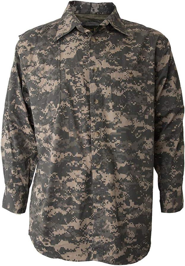 Tiger Hill Digital Max 86% Max 82% OFF OFF Camouflage Long Sleeves Shirt Hunting