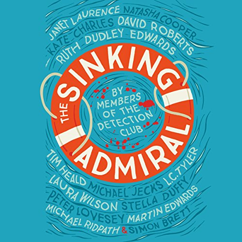 The Sinking Admiral cover art