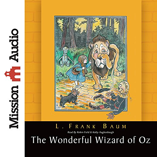 The Wonderful Wizard of Oz copertina