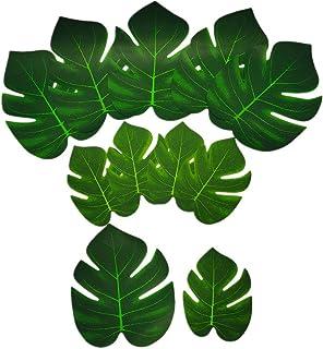 artifitical green leaf fake green leaf faux leaf realistic fake fresh look leaf