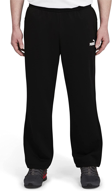 PUMA Men's Essentials Fleece Sweatpants Bt