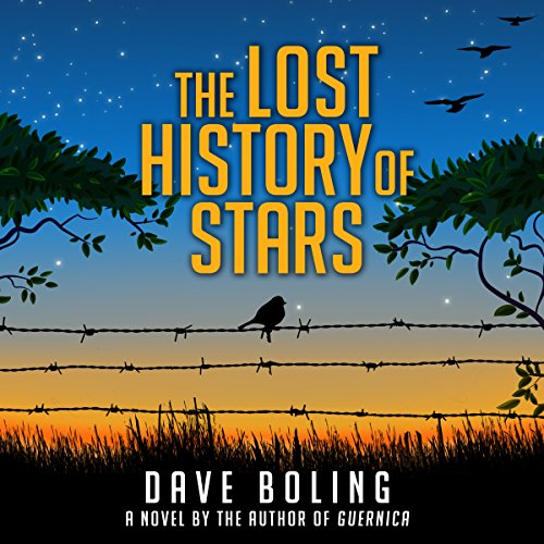 The Lost History of Stars audiobook cover art