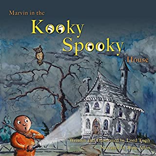 Marvin in the Kooky Spooky House cover art