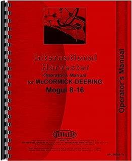 New International Harvester Mogul 8-16 Tractor Operators Manual