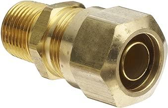 EATON Weatherhead 1468X10X6 Air Brake Tubing Male Connector, 5/8