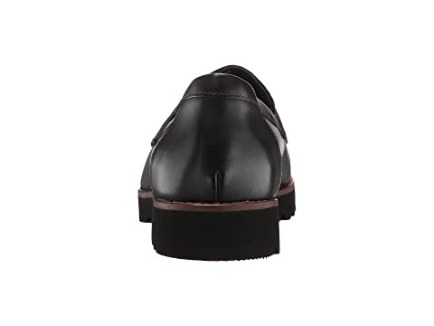 Earth Earthies Black Leather Braga Brush Off RrqEfRM5w