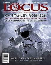 Locus Magazine, Issue #695, December 2018