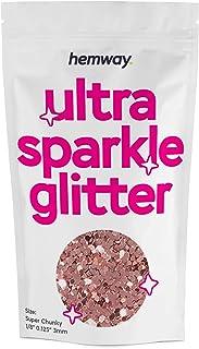 Hemway Ultra Sparkle Glitter - Super Chunky 1/8