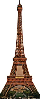 Advanced Graphics Eiffel Tower Life Size Cardboard Cutout Standup