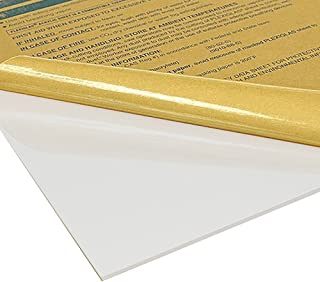 Frosted Acrylic Plastic Sheet .118