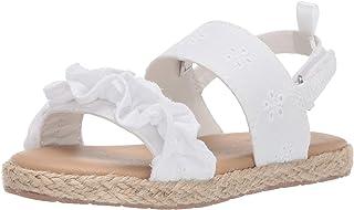 OshKosh B'Gosh Kids Amara Girl's Summer Espadrille Sandal