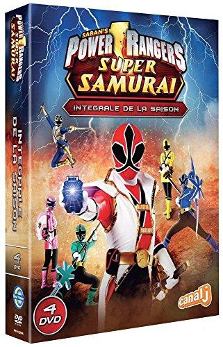 Coffret intégrale power rangers super samuraï [FR Import]