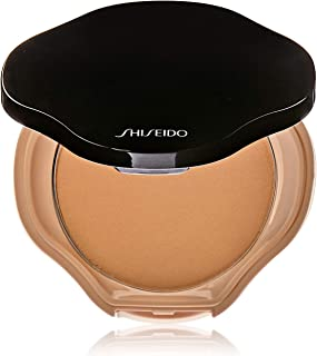 Shiseido Sheer and Perfect Compact SPF 15 for Women, I40 Natural Fair Ivory, 10g