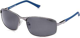 CANCER COUNCIL Men'S Marrickville Sunglasses, Gunmetal Navy