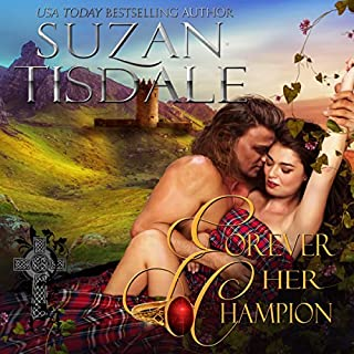 Forever Her Champion audiobook cover art