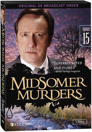 Midsomer Murders, Series 15 (Reissue)