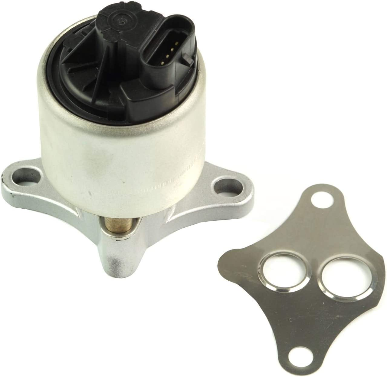 Niviora Time sale 1pc EGR Valve Exhaust with Recirculation Gas Compatible Finally popular brand