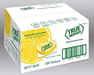 بسته واقعی فله لیمو ، 500 تعداد