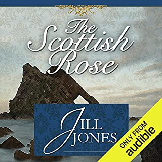 The Scottish Rose audiobook cover art