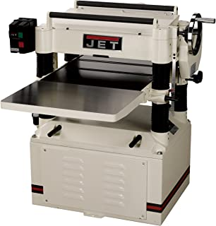 Jet – JWP-208HH: 20-inch Helical Head Planer, 5 HP 1 Phase