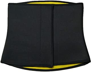 Hot Body Shapers Waist Trainer Belt-Neoprene Slimming Sweat Belt Breathable Slimming Waist Shapers