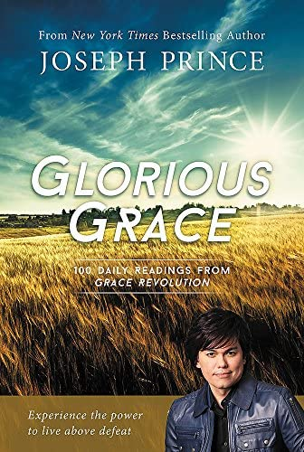 Glorious Grace 100 Daily Readings from Grace Revolution product image