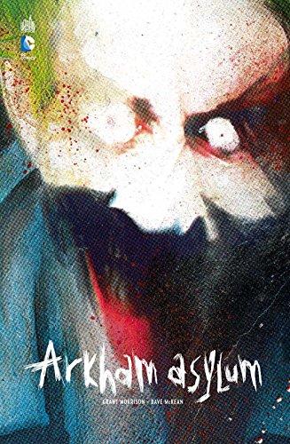 Batman Arkham Asylum (DC Deluxe)