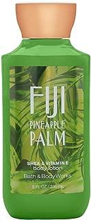 Bath & Body Works Shea & Vitamin E Lotion Fiji Pineapple Palm