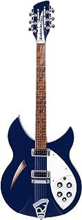 Rickenbacker rn3312mid S de guitarra 330/12Midnight Azul