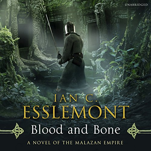 Blood and Bone cover art