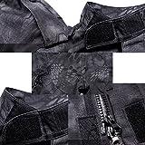 Zoom IMG-2 tuta tattica camicia mimetica da