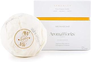 Aromaworks Serenity Aroma Bomb Bath Bomb, 8.81oz, 250 g