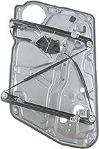 Front Left Driver Side Power Window Regulator and Interior Door Panel without Motor for Volkswagen Passat 1998-2005