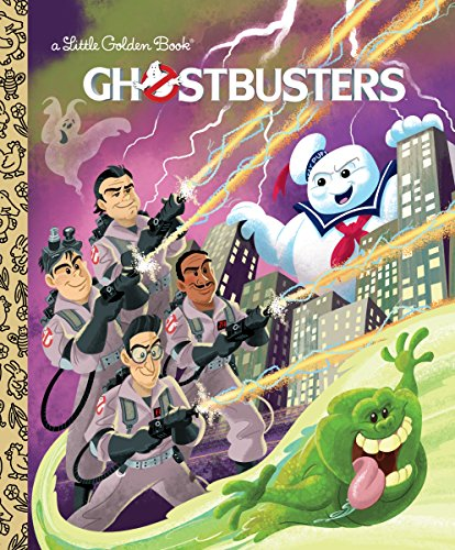 Ghostbusters (Ghostbusters) (Little Golden Book) (English Edition)