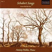 Schubert Songs Vol. 3