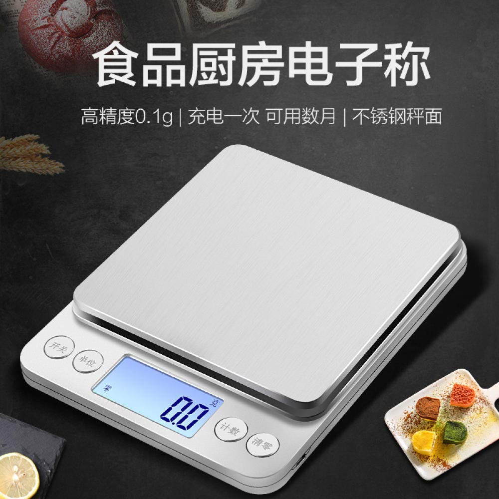 Food Scale Digital Kitchen Department Daily bargain sale store Scales Multifunction Grams in
