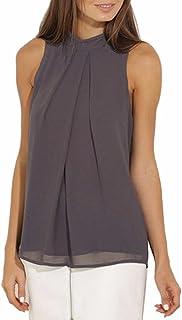 Estar confundido Rodeo marzo  Amazon.es: zara ropa mujer - Blusas y camisas / Camisetas, tops y blusas:  Ropa