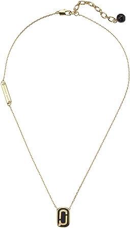 Marc Jacobs - Icon Enamel Pendant Necklace
