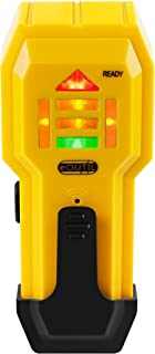Stud Finder Wall Scanner, Wall Detector Sensor with LCD Light Indicator & Sound Warning, for Detecting Wood and Metal Stud...