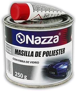 Masilla de Poliéster Nazza para Carrocería con Catalizador - 350 gr.