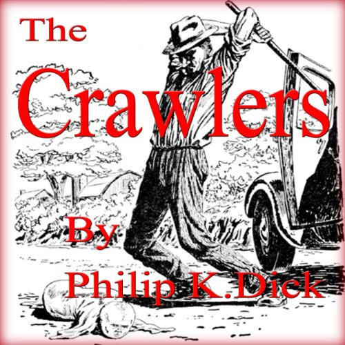The Crawlers audiobook cover art