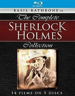 The Complete Sherlock Holmes Collection (Blu-Ray) (B004GSVXDA) | Amazon price tracker / tracking, Amazon price history charts, Amazon price watches, Amazon price drop alerts