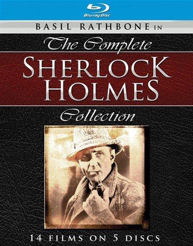 Sherlock Holmes: Complete Collection [Edizione: Stati Uniti] [Alemania] [Blu-ray]
