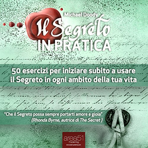 Il Segreto in Pratica [The Secret in Practice] cover art