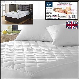 3FT Single 93x193cm Bleu Comfort Night Sleep Ltd Sommier orthop/édique et t/ête de lit Assortie avec 2 tiroirs gratuits